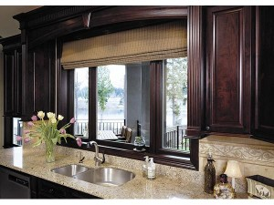 Your kitchen window to the world - replacement windows by Milgard