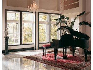 Beautiful music and Beautiful Replacement Windows