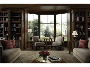 Classically elegant - Replacement Windows from Milgard