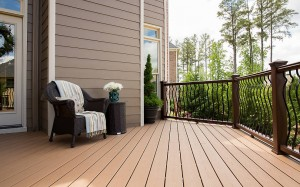 Trex Enhance Deck and railing